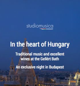 In the heart of Hungary